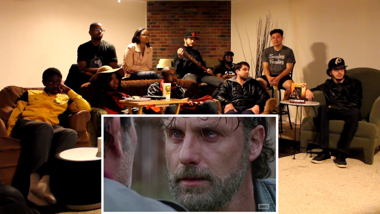 """Download The Walking Dead - Season 7 FINALE """"The First Day of the Rest of Your Life"""" - Group Reaction"""