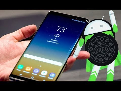 Galaxy S7 edge new Android 8 0 Oreo Firmware is here Really Stable 4K