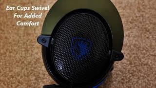 Sades R3 Gaming Headphones
