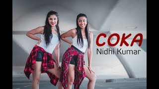 COKA | Sukh-E Muzical Doctorz | One Take Dance Cover | Nidhi Kumar Choreography ft. Priti M
