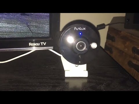 Funlux 3-Pack Security Camera System - Installation/Review