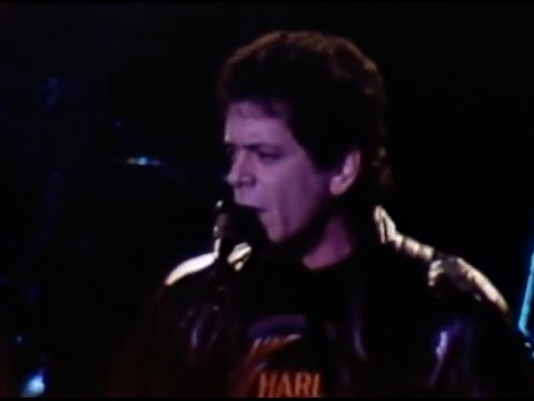 Lou Reed Video Violence