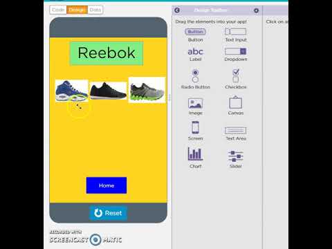 Coding Phone Apps: Shopping App 8