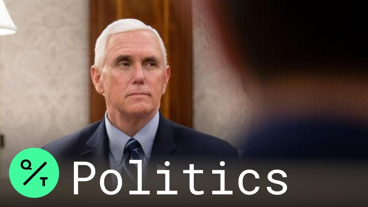 Pence aide's positive coronavirus test is second this week for White ...