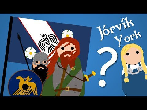 The Viking History of York