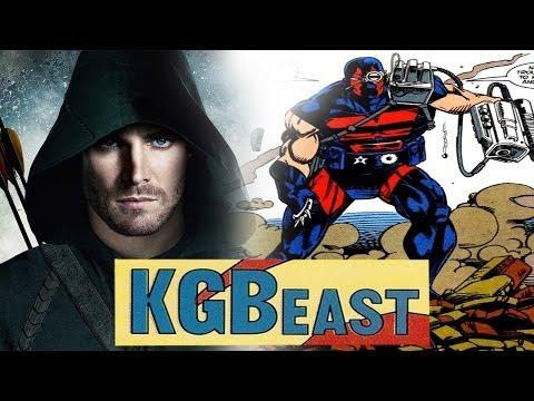 Arrow Season 2 KGBeast/KBG Role & Future