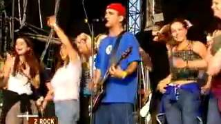 Скачать Bloodhound Gang Three Point One Four Bizarre Festival 1999
