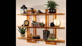 Wonderful Wall shelves decorating ideas