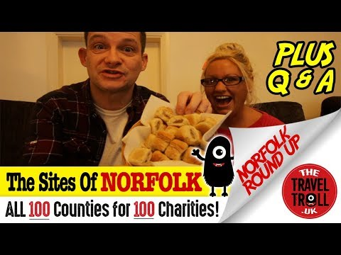 Norfolk County Round Up With Q & A