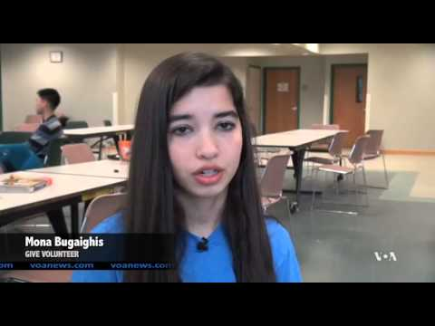 High School Students Offer Free Tutoring to Children in...