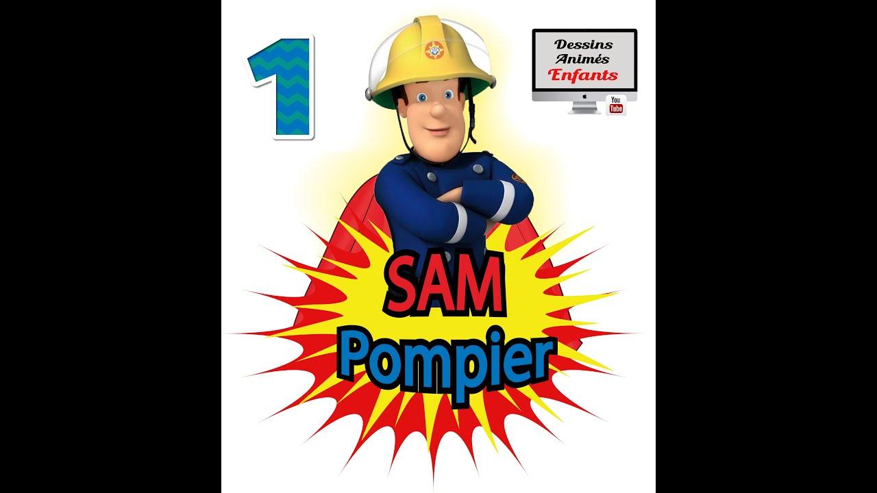 Sam le pompier 1h30 compilation dessins anim s t 2015 - Sam le pompier dessin anime en francais ...