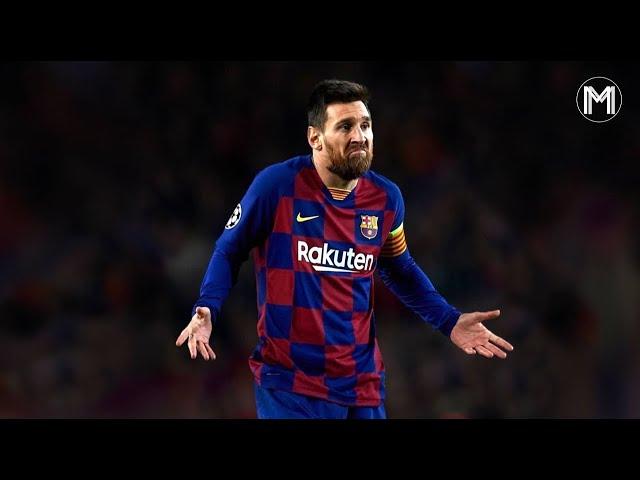 Messi alaumiwa kwa matatizo ya Barca