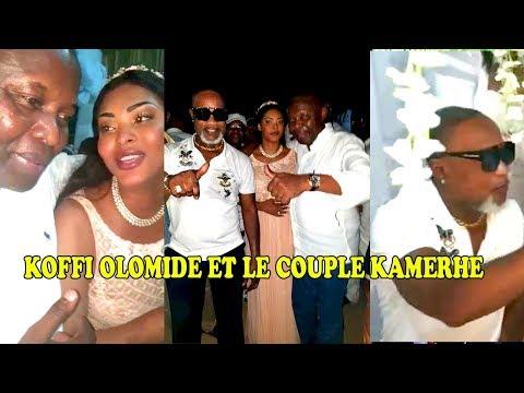 Koffi Olomide A Répondu À L'invitation Spéciale Du Couple VITAL ET HAMIDA,Azo Yembela Mobali Na Ye N