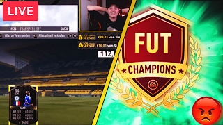 FIFA 17: ONES TO WATCH POGBA PACKS & WEEKEND RAGE TO ELITE! ULTIMATE TEAM [LIVESTREAM REUPLOAD]