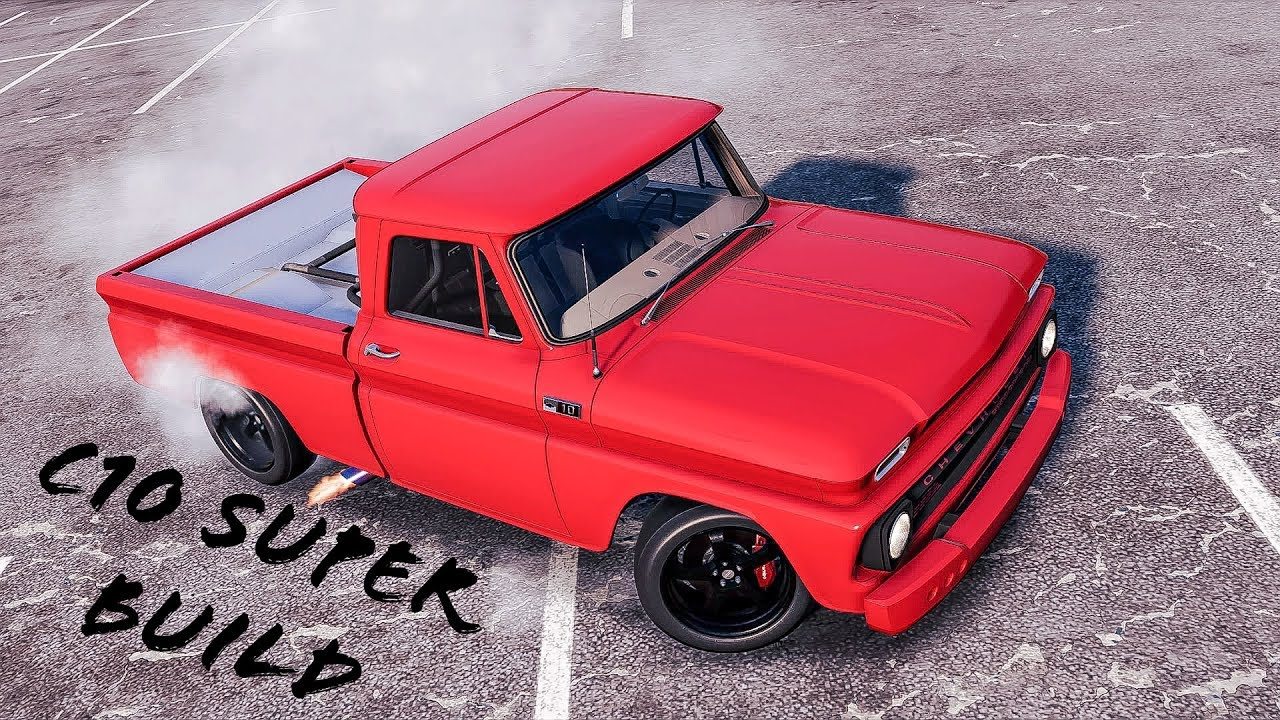 need for speed payback chevy c10 super build youtube. Black Bedroom Furniture Sets. Home Design Ideas