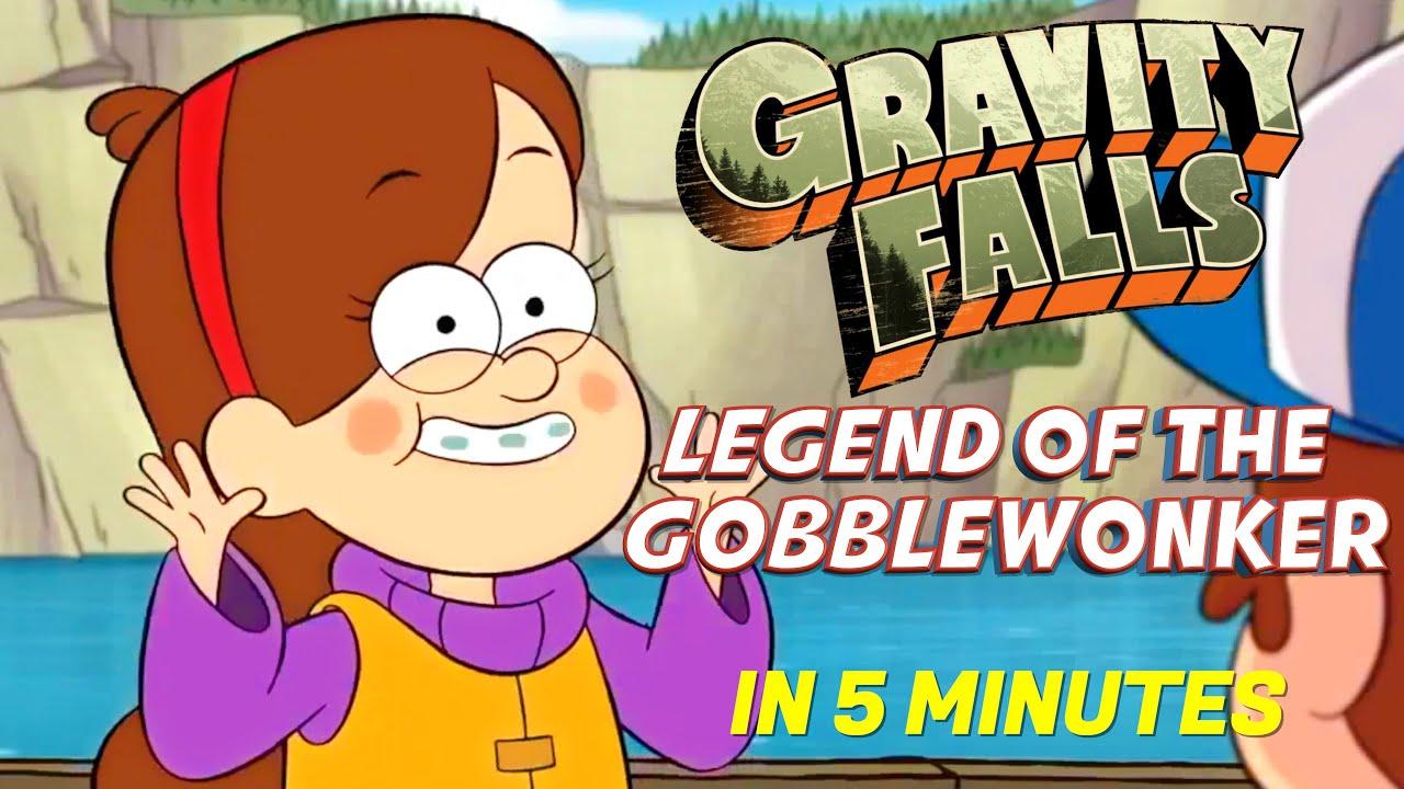 Gravity Falls - The Legend of the Gobblewonker in 6 Minutes | Gravity Falls Full Episode