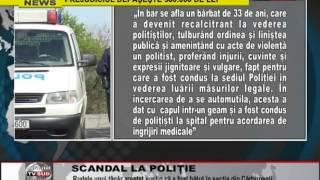 scandal la politie