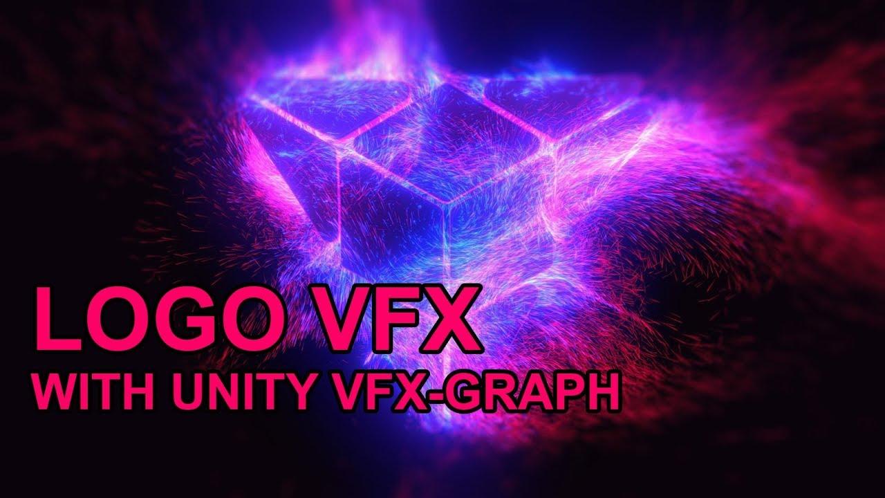 Logo VFX - Unity VFX-Graph