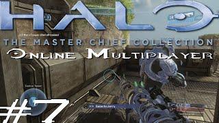 Halo 2: Anniversary (MCC) - Online Multiplayer Gameplay - E07 - Team Slayer BR on Stonetown