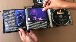 Veludo ao Vivo 1975 à 2018 (CD duplo)