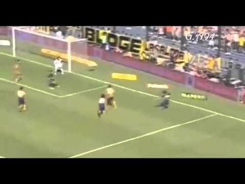 Nicolas Gaitán Skills and Goals in Boca Juniors