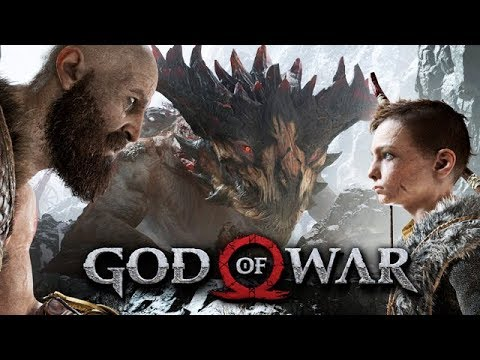 God Of War Drachen