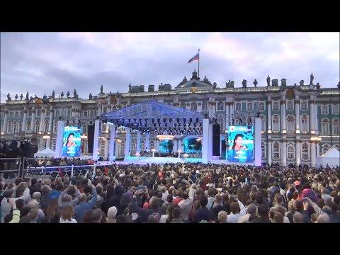 Сценарий праздника День рождения Санкт Петербурга для