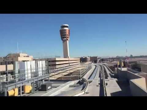 Sky Train Phoenix Sky Harbor International Airport