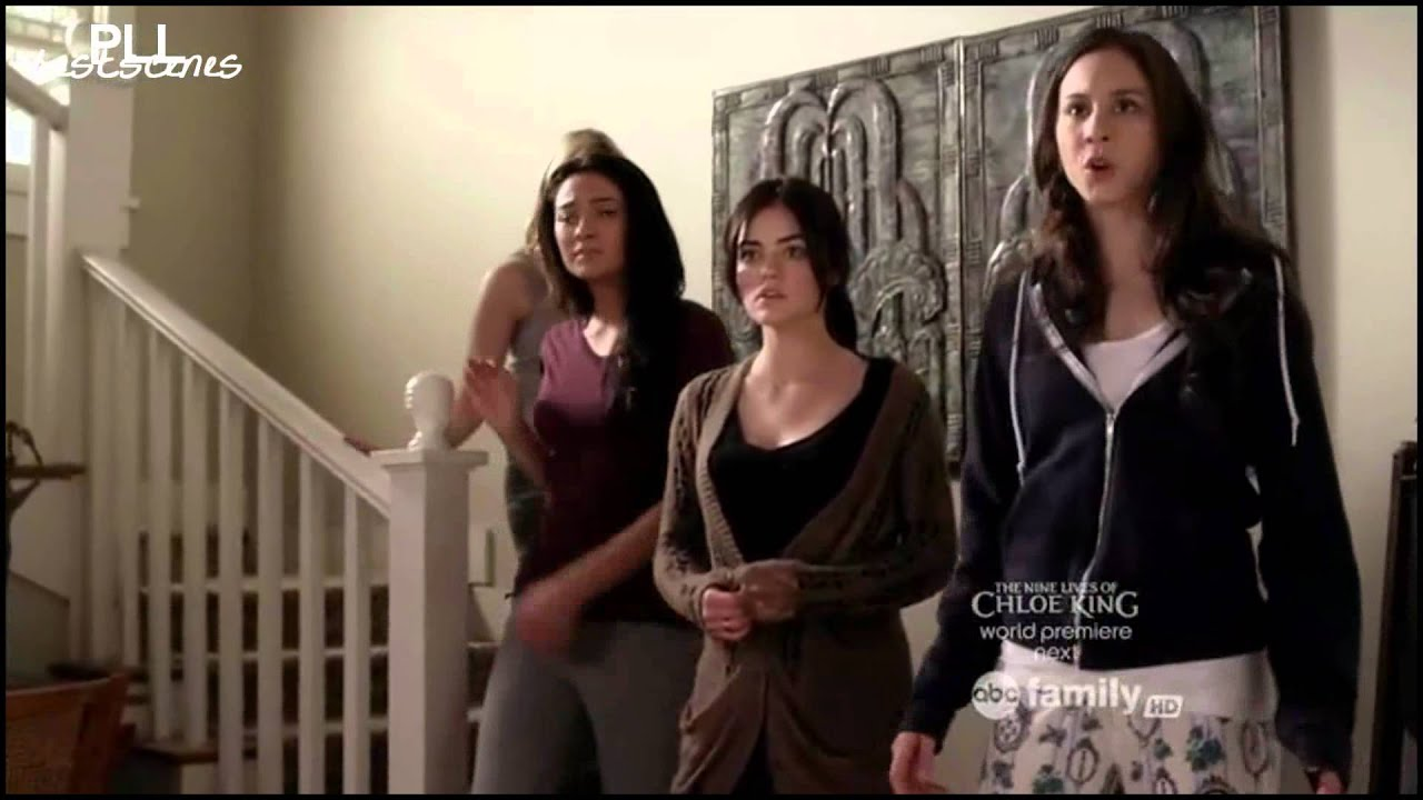 Download Pretty Little Liars - 02x01 - The girls get confronted by their parents