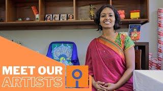 Understanding Indian Culture Through Art ❂ Drawing Spiritual Symbols - Auroville Art Service