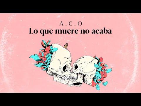 A.C.O - Tequiero (Video Oficial)