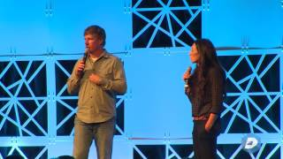 chip and joanna gaines discuss their show s success at home builders conference