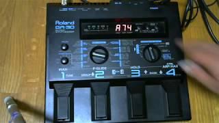 Roland GR 30 ギター・シンセ