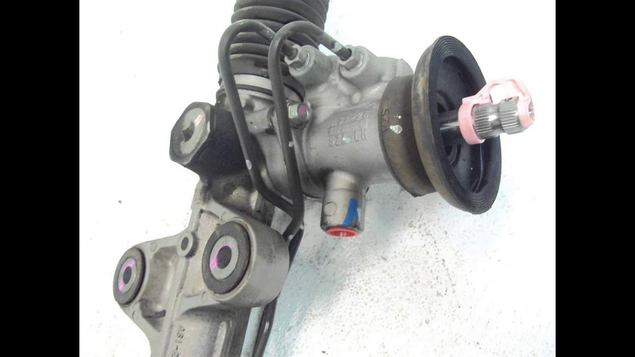 2011 Honda PILOT / gear box POWER STEERING RACK AND PINION ...