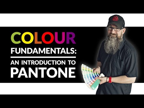What are Pantone Colours? An Introduction to the Pantone colour system