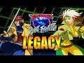 GAMBIT X ROGUE: X-Men Vs. Street Fighter (Marvel Vs. Capcom Legacy 2017)