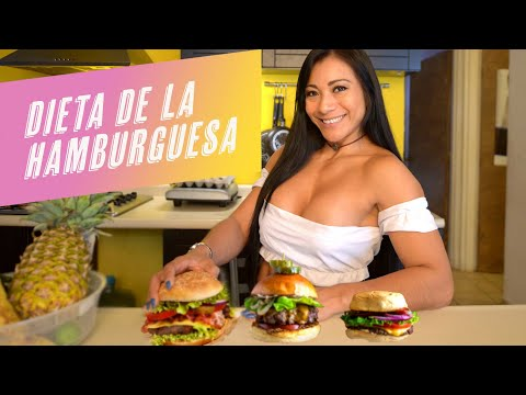 DIETA DE LA HAMBURGUESA