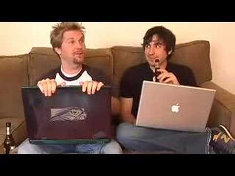 """Kevin Rose's House is on fire.... Digg"" Diggnation Clip"