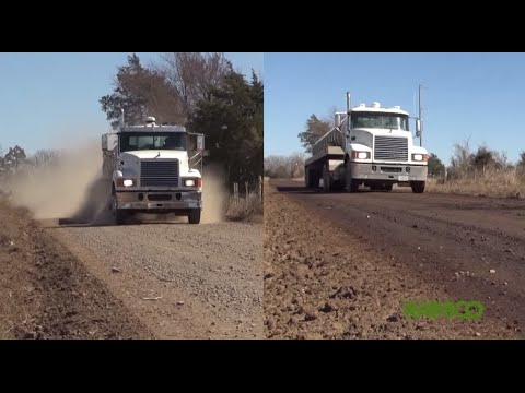 Resinator:  Road Dust Control And Stabilization Performed By Ramco Environmental