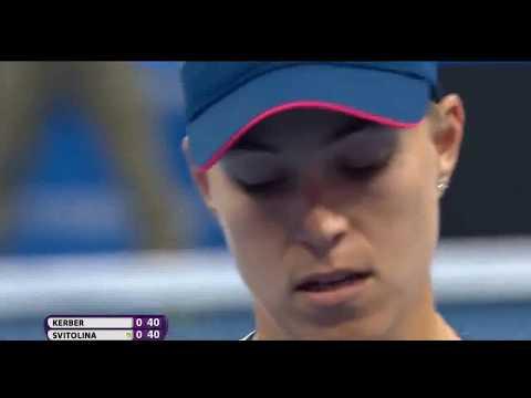 """Анжелика Кербер """"Игрок Года WTA"""" 2016 года"""