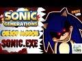 Обзор модов на Sonic Generations Sonic Exe Mod mp3