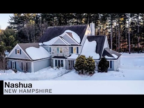 Video of 6 crestwood lane nashua new hampshire real for Home builders in new hampshire