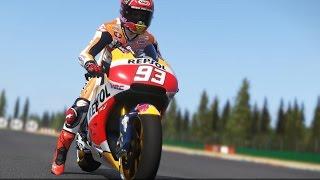 MotoGP 16 | MARC MARQUEZ - MotoGP | RACE game | CZECH REPUBLIC - BRNO 2016