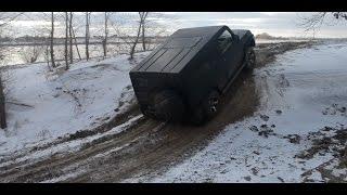 Русский Гелик (Derways Cowboy) - краткий обзор