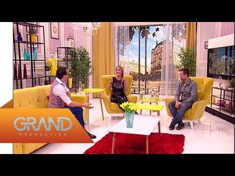 Snezana Babic i Dragi Domic - Gostovanje - Grand Magazin - (TV Grand 01.12.2017.)