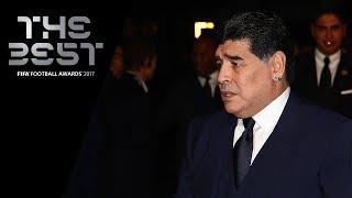 The Best FIFA Football Awards 2017 - Green Carpet Highlights