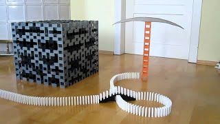3,000 Dominoes - Minecraft Special