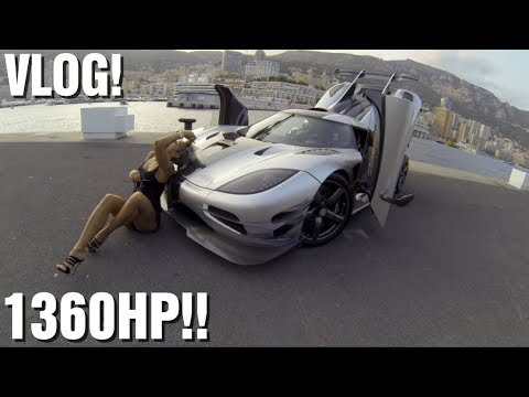Shooting à 4M€: Koenigsegg One:1 et sa Propriétaire!