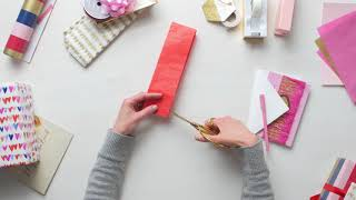 3 Ways to Add Tissue Paper to Your Gift