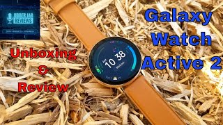 Samsung Galaxy Watch Active 2 Review - Is it Worth the Premium Price? - Jibber Jab Reviews!